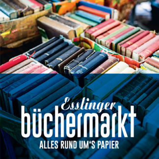 Büchermarkt am Postmichelbrunnen